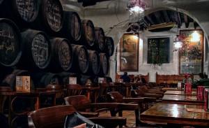 Malaga Restaurants Bodegon El Pimpi Escuela La Crujia