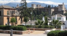 Granada city and the Albaicin